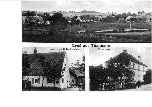 Post Ensdorf